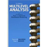 Multilevel Analysis : An Introduction to Basic and Advanced Multilevel Modeling by Tom A B Snijders, 9781849202015
