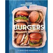 Good Housekeeping Burgers 125 Mouthwatering Recipes & Tips by Unknown, 9781618372017