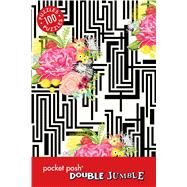 Pocket Posh Double Jumble 3 100 Puzzles by The Puzzle Society, 9781449452018