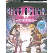 STAR OCEAN THE LAST HOPE: INTERNATIONAL Signature Series Strategy Guide by BradyGames, 9780744012019