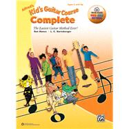 Alfred's Kid's Guitar Course Complete by Manus, Ron; Harnsberger, L. C., 9781470632021