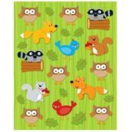 Woodland Animals by Carson-Dellosa Publishing Company, 9781936022021