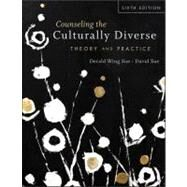 Counseling the Culturally Diverse: Theory and Practice by Derald Wing Sue,  David Sue, 9781118022023