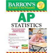 Barron's AP Statistics by Sternstein, Martin, Ph.d., 9781438002026