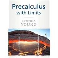 Precalculus with Limits by Young, Cynthia Y., 9780470532027