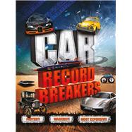 Car Record Breakers by Unknown, 9781783122028