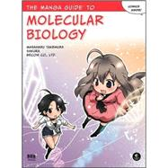 The Manga Guide to Molecular Biology by Takemura, Masaharu, 9781593272029