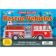Junior Builder: Rescue Vehicles by Oxlade, Chris; Llewhellin, Gareth, 9781626862029