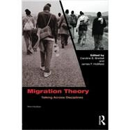 Migration Theory: Talking across Disciplines by Brettell; Caroline B., 9780415742030