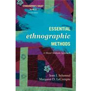Essential Ethnographic Methods by Schensul, Jean J.; Lecompte, Margaret D., 9780759122031