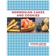 Norwegian Cakes and Cookies by Saetre, Sverre; Gardner, Kim; Brun Christian, 9781510722033