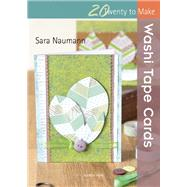 Washi Tape Cards by Naumann, Sara, 9781782212034