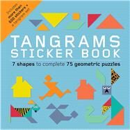 Tangrams Sticker Book by Thunder Bay, 9781684122035