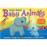 Junior Builder: Baby Animals by de la Bedoyere, Camilla; Rohrbach, Sophie, 9781626862036