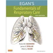 Egan's Fundamentals of Respiratory Care by Kacmarek, Robert M., 9780323082037