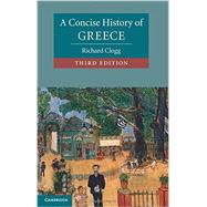 A Concise History of Greece by Clogg, Richard, 9781107612037