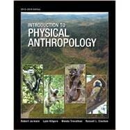 Introduction to Physical Anthropology, Loose-leaf Version by Jurmain, Robert; Kilgore, Lynn; Trevathan, Wenda; Ciochon, Russell L., 9781285062037