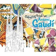 Colouring Book Antoni Gaudi by Prestel Publishing, 9783791372037