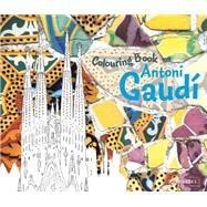 Colouring Book Antoni Gaudi by Prestel Publishing, 9783791372037