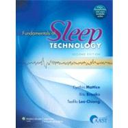 Fundamentals of Sleep Technology by Lee-Chiong, Teofilo L; Mattice, Cynthia; Brooks, Rita, 9781451132038