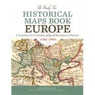 The Family Tree Historical Maps Book Europe: A Country-by-Country Atlas of European History, 1700s-1900s by Dolan, Allison; Family Tree Magazine, 9781440342042