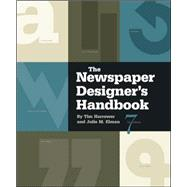 The Newspaper Designer's Handbook by Harrower, Tim; Elman, Julie, 9780073512044