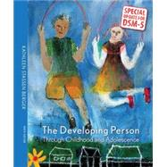 Developing Person Through Childhood & Adolescence with Updates on DSM-5 by Kathleen Stassen Berger, 9781464172045