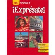 Expresate: Spanish 1 by Humbach, 9780030452048