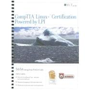 Comptia Linux + Certification, Powered by Lpi + Certblaster by Axzo Press, 9781426022050