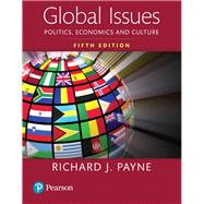Global Issues, Books a la Carte by Payne, Richard J., 9780134202051