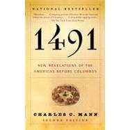 1491 (Second Edition) by MANN, CHARLES C., 9781400032051