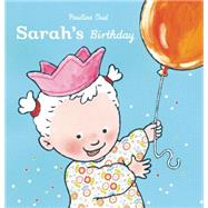 Sarah's Birthday by Oud, Pauline, 9781605372051