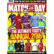 Match of the Day Annual 2018 by Various, 9781785942051