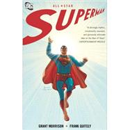 All Star Superman by MORRISON, GRANTQUITELY, FRANK, 9781401232054
