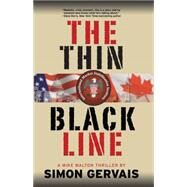 The Thin Black Line by Gervais, Simon, 9781611882056