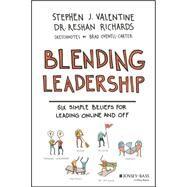 Blending Leadership by Valentine, Stephen; Richards, Reshan, 9781119222057