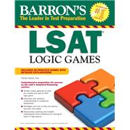 Lsat Logic Games by Nelson, Carolyn, 9781438002057