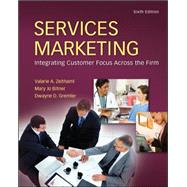 Services Marketing by Zeithaml, Valarie; Bitner, Mary Jo; Gremler, Dwayne, 9780078112058