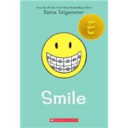Smile by Telgemeier, Raina, 9780545132060