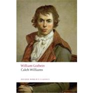 Caleb Williams by Godwin, William; Pamela, Clemit, 9780199232062