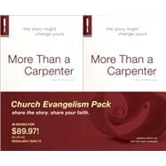 More Than a Carpenter Church Evangelism Pack at Biggerbooks.com
