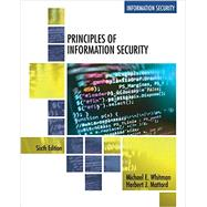 Principles of Information Security by Whitman/Mattord, 9781337102063