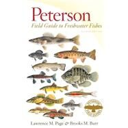 Peterson Field Guide to Freshwater Fishes of North America North of Mexico by Page, Lawrence M.; Burr, Brooks M.; Beckham, Eugene C.; Sipiorski, Justin, 9780547242064