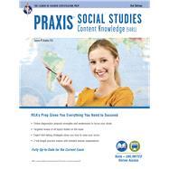 Praxis II Social Studies Content Knowledge 5081 + Online by Bowlan, Jeanne M.; Seat, Anda Lee; Grebel-becker, Deborah, 9780738612065