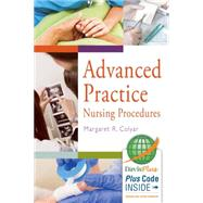 Advanced Practice Nursing Procedures by Colyar, Margaret R., 9780803642065
