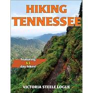 Hiking Tennessee by Logue, Victoria Steele, 9781450492065