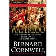 Waterloo by Cornwell, Bernard, 9780062312068