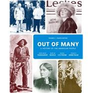 Out of Many Volume 2 by Faragher, John Mack; Buhle, Mari Jo; Czitrom, Daniel H.; Armitage, Susan H., 9780205962068