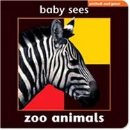 Baby Sees Zoo Animals by Picthall, Chez, 9781906572068