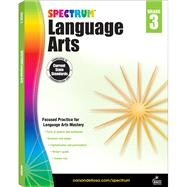 Spectrum Language Arts, Grade 3 by Spectrum, 9781483812069